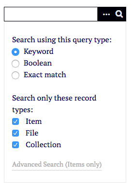 search options with the ellipses expanded there is a red 1 just under the