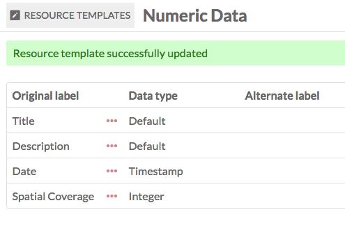 Numeric Data Types - Omeka S User Manual